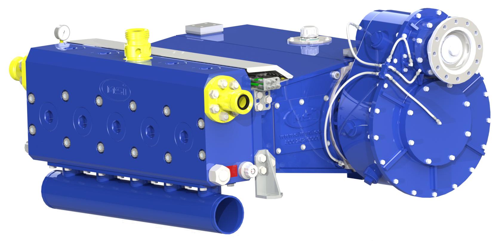 gardner denver triplex pump manual