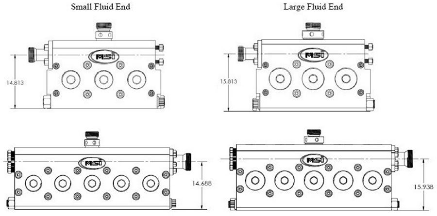 Fluid End Blocks